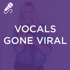 Vocal gone viral attributes