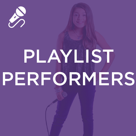 Playlist Performers Camp Image