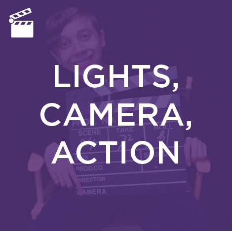 Lights, Camera, Action Camp Image